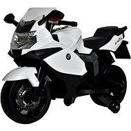 Electric motorbike BMW K1300 White - Children's electric motorbike