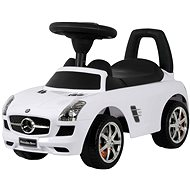 Mercedes Benz SLS AMG white - Balance Bike/Ride-on