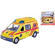 Ambulance se světlem - Auto