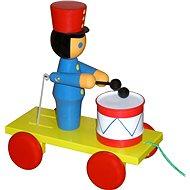 Tahací voják s bubnem - Tahací hračka