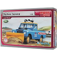 Monti system 01 - Technik Service Land Rover 1:35