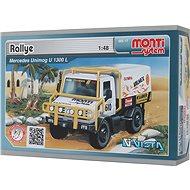 Monti system 17 Rally Merced 1:48 - Stavebnice