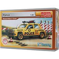 Monti system 41 - Police-Renault Maxi 5 1:28 - Stavebnice
