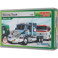 Monti system 43 - Racing Truck Western star 1:48 - Stavebnice