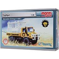 Monti system 51 - Safari-Mercedes Unimog  - Stavebnice