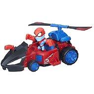 Avengers - Hero Mashers Spider-man - Figurka