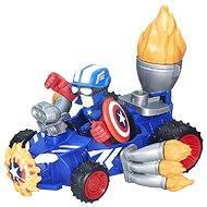 Avengers - Hero Mashers Captain America  - Figurka