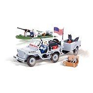Cobi 24193 Jeep Willys MB US Navy - Stavebnice