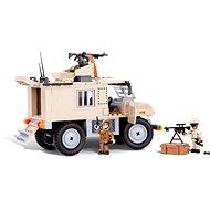 Cobi Small Army - Ozbrojené velitelské vozidlo - Stavebnice