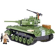 Cobi 2457 Small Army - WW Tank M24 Chaffee - Stavebnice