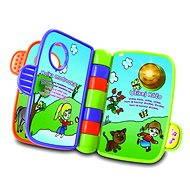 Vtech Moje první zpívanová knížka CZ - Didaktická hračka
