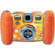 Vtech Kidizoom Twist Plus X7 oranžový - Dětský fotoaparát