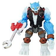 Monsters Hero Mashers - Iron Vulf - Figurka