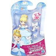 Disney Princess – Mini Panenka s doplňky Fashion Change Cinderella - Panenka