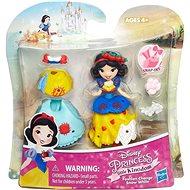 Disney Princess – Mini Panenka s doplňky Fashion Change Blancanieves (Snow White) - Panenka