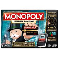 Monopoly Ultimate Banking CZ - Board Game