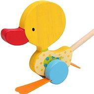 Tahací hračky - Kolébavá kachna Tine - Tahací hračka