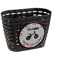 FirstBike košík černý - Košík na kolo