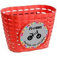 FirstBike košík červený - Košík na kolo