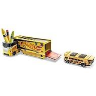Hot Wheels Náklaďák Pencil Pusher - Auto