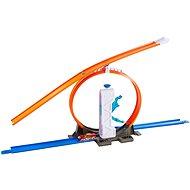 Hot Wheels Track Builder Loop Launcher - Herní set