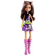 Mattel Monster High - Příšerka Clawdeen Wolf - Herní set