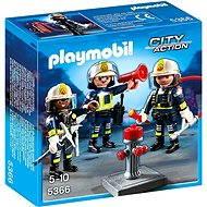 Playmobil 5366 Tým hasičů - Stavebnice