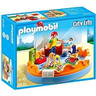 Playmobil 5570 Baby koutek - Stavebnice