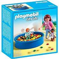 Playmobil 5572 Koupání v míčkách - Stavebnice