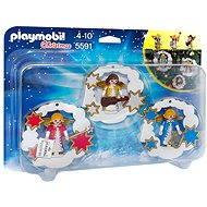 Playmobil 5591 Vánoční dekorace s Andílky - Figurka