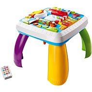 Fisher-Price Pejskův stoleček Smart Stages SK/EN - Didaktická hračka