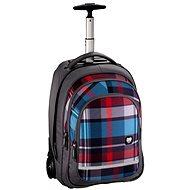Trolley All Out Woody Grey - Školní batoh