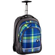 Trolley All Out Woody Blue - Školní batoh
