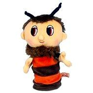 Včelí medvídci - Maňásek Brumda 24 cm - Plyšák