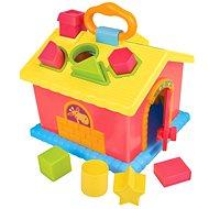 Domeček - Interaktivní hračka