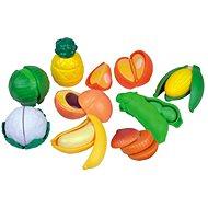 Krájecí ovoce a zelenina - Herní set