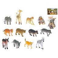 Zvířátka - ZOO mláďata - Figurky