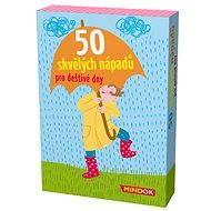 50 skvělých nápadů pro deštivé dny - Společenská hra