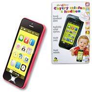 Smart phone 40 melodií - Interaktivní hračka