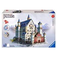 Ravensburger 3D 125739 Zámek Neuschwanstein - 3D puzzle