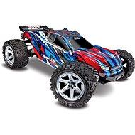 Traxxas Rustler 1:10 VXL 4WD TQi RTR modrý - RC auto na dálkové ovládání