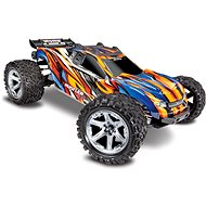 Traxxas Rustler 1:10 VXL 4WD TQi RTR oranžový - RC auto na dálkové ovládání