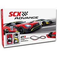 SCX Advance GT3 - Autodráha