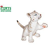 Atlas Tygr bílý mládě  - Figurka
