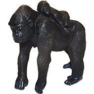 Atlas Gorila a mládě - Figurka