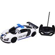 Wiky policejní auto RC - RC auto na dálkové ovládání