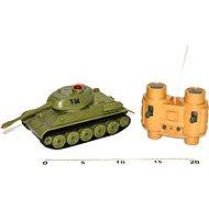 Wiky tank RC - Tank na dálkové ovládání