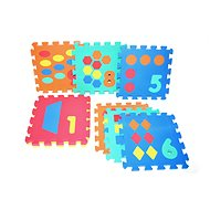 Wiky měkké puzzle - Pěnové puzzle