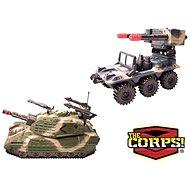 The CORPS! Obrněné vozidlo - Auto