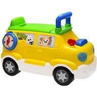 Winfun Edukační auto/odrážedlo - Odrážedlo